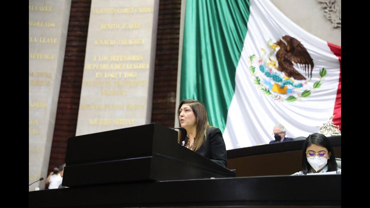 Dip. Ana Laura Huerta Valdovinos (PVEM) /  Presentación de reservas a Miscelánea Fiscal