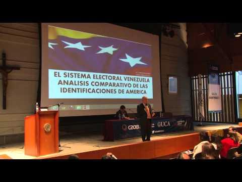 Carlos Escalante - Eleciones en Venezuela