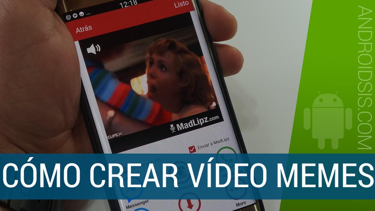 Madlipz La App Para Hacer Vídeo Doblajes Que Lo Está Petando