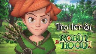 1 ROBİN HOOD - Trailer Sezon