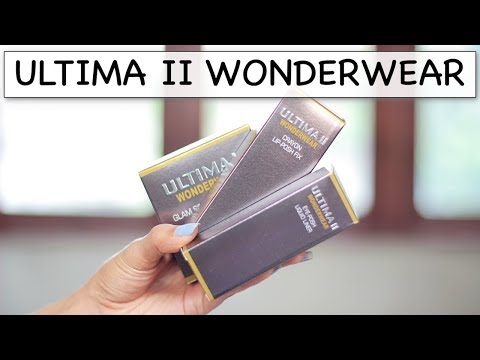 ULTIMA II Indonesia Wonderwear One Brand Tutorial + GIVEAWAY !! |  suhaysalim