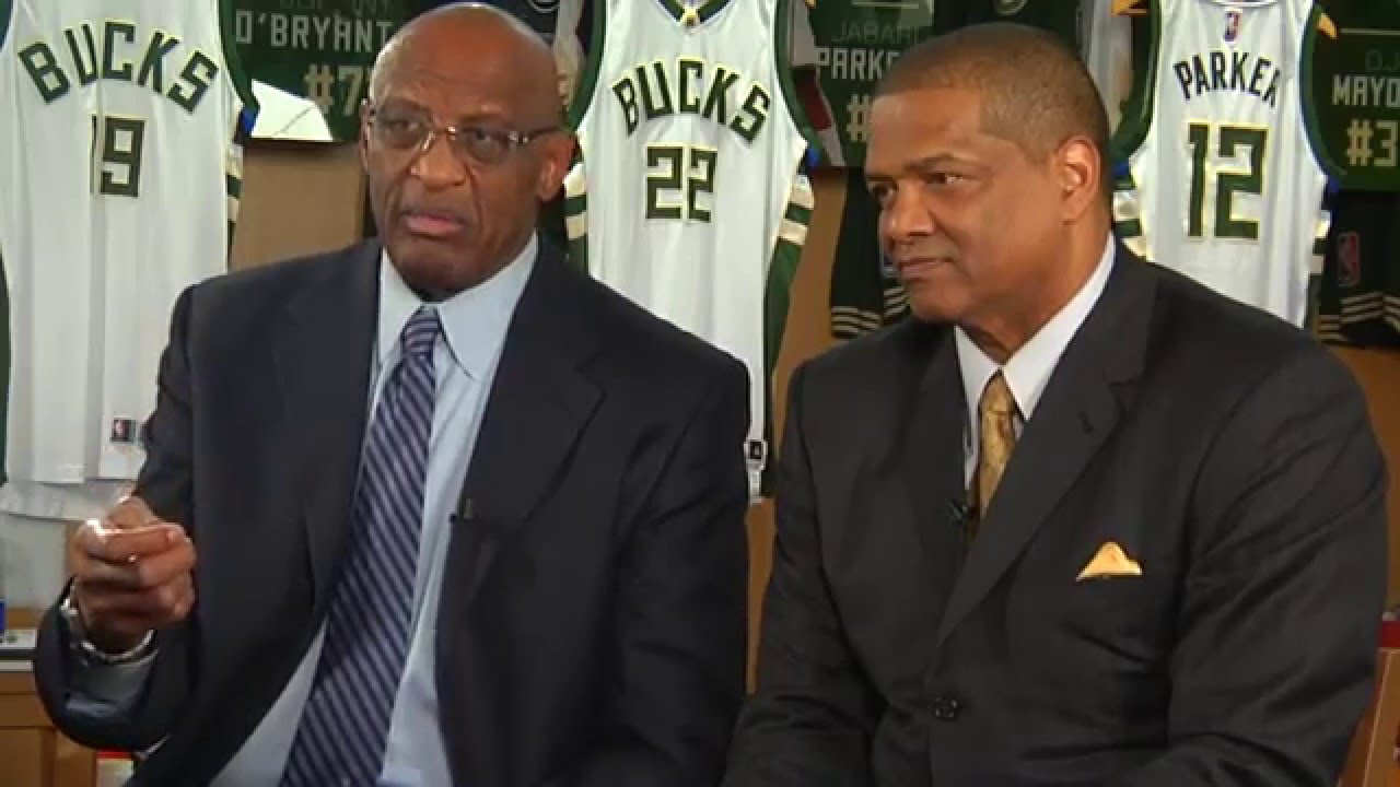 Black History Month Interview with Bob Lanier & Marques Johnson