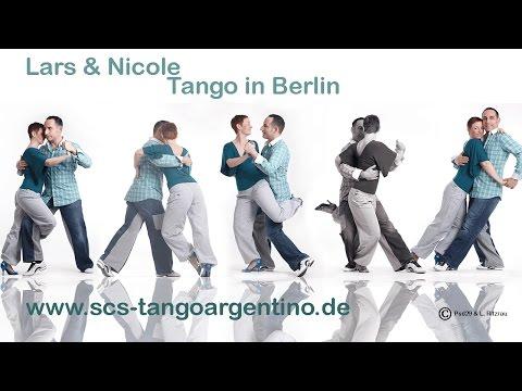 Lars & Nicole: Tango Lesson,