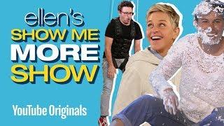 Behind the Scenes  Ellen's Staff Game Rehearsals