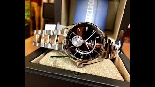 (REVIEW ĐỒNG HỒ) SEIKO PRESAGE SSA354J1 AUTOMATIC POWER RESERVE 42MM | TIMEWISE