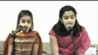 Hiremath Sisters 001 : Indian Classical Music - Raag Yaman