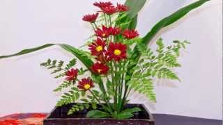 Ikebana International Chapter 42 Exhibit