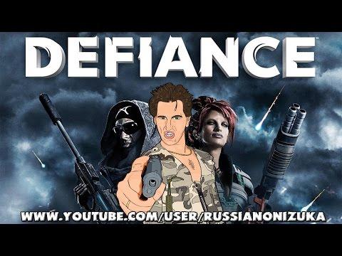 Defiance (Вызов)  - Жёсткое приземление