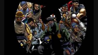 Wu-Tang Clan - Little Ghetto Boys (Instrumental)