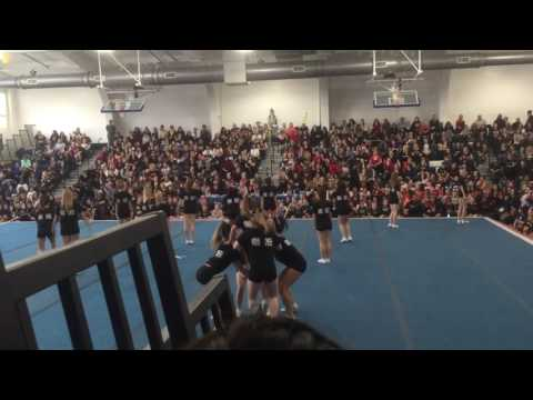 Wood-ridge cheer competition 2017