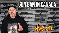 Canadian Gun Ban
