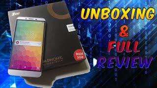 symphony xplorer zvii unboxing review