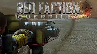 Red Faction Guerrilla Deutsch [007] Der gefangenen Transport Gameplay German Lets Play Deutsch