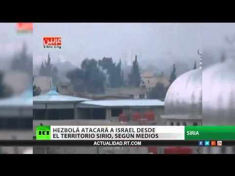 Prensa árabe: Hezbolá Atacará A Israel Desde Territorio Sirio