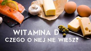 WITAMINA D - CZY WARTO SUPLEMENTOWAĆ? Feat. Dr Damian Parol