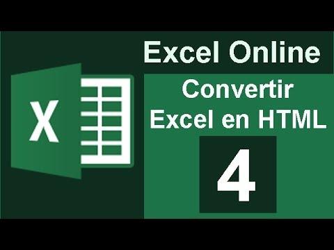 convertir pdf en excel online