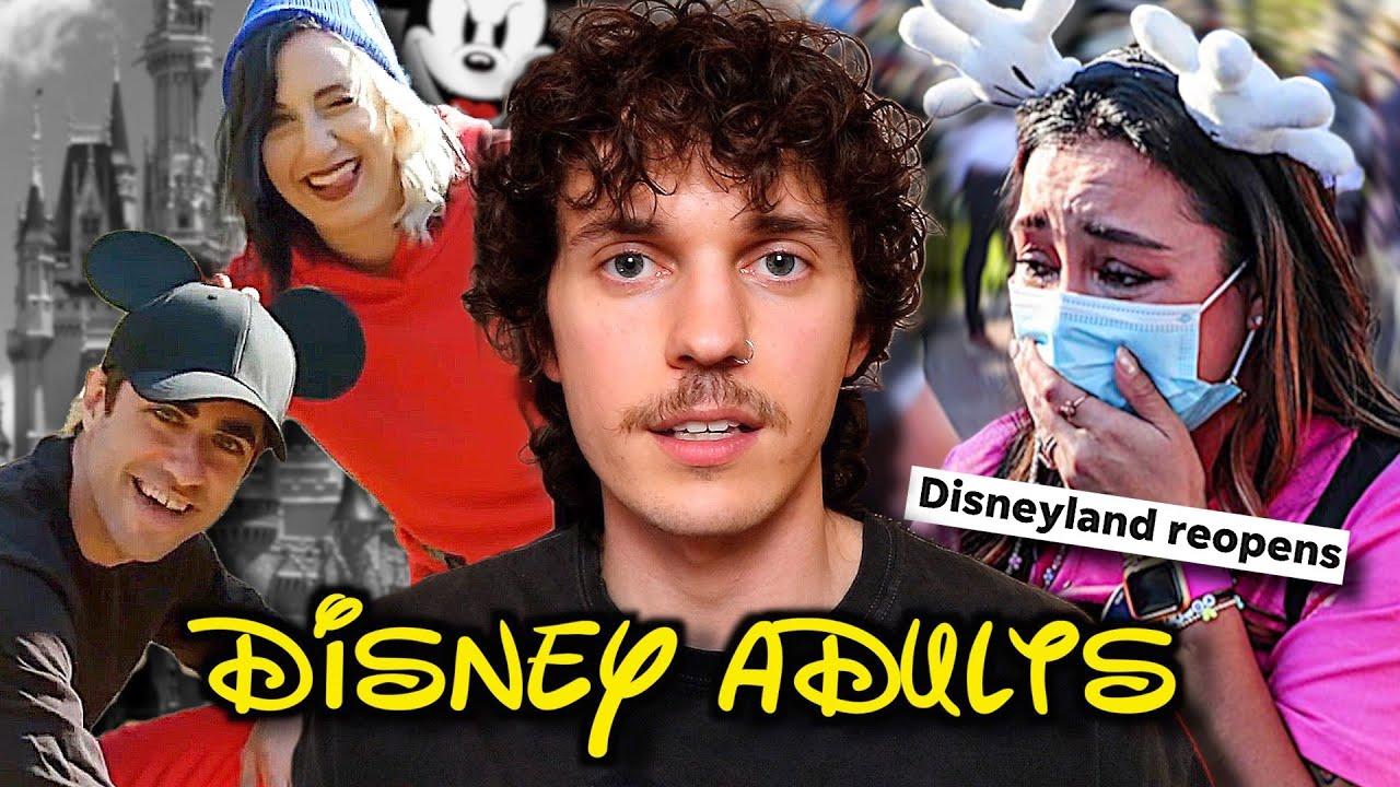 A Deep Dive Into Disney Adults