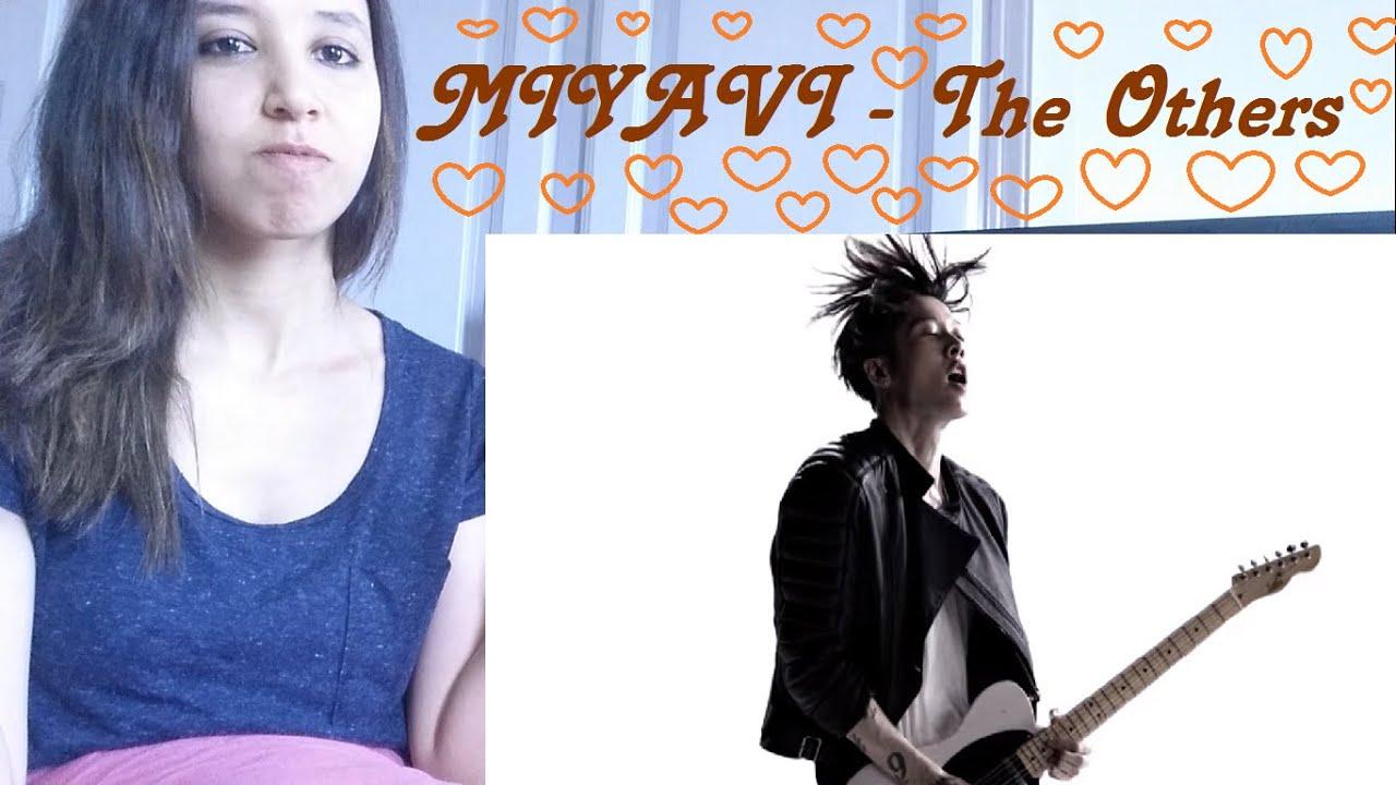 Miyavi The Others Mv Reaction Reaction Holic