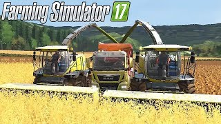 FS17 STAPPENBACH #60 - ULTIMO VIDEO SU FARMING SIMULATOR 17 w/AlexFarmer-Poderak - GAMEPLAY ITA