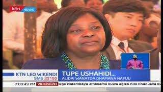 Jaji Mkuu David Maraga atetea majaji na mahakimu