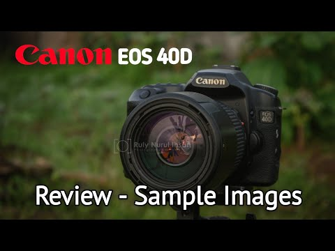 Canon Eos 40D Review - Sample Images