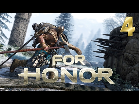 TrU3Ta1ent's For Honor Highlights! - Ep4