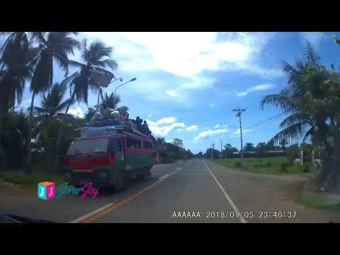 May Ganito sa Bayawan City Negros Oriental   Tao sa Bubong ng Jeep   02222018   Amparos Village