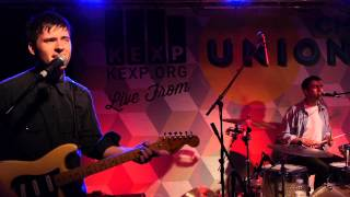 Little Green Cars My Love Took Me Down To The River To Silence Me Live On KEXP