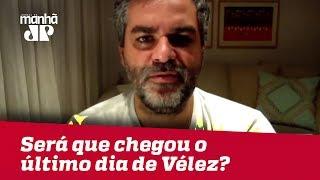 Será que finalmente chegou o último dia de Ricardo Vélez no cargo? | #CarlosAndreazza