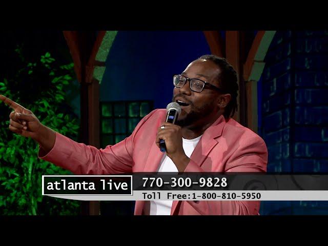 ATLANTA LIVE 08/30/21 | Jocasta Odom hosts Gardenia Moore & Antony Rachel