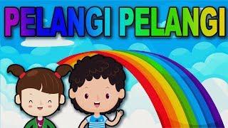 Pelangi Pelangi   Lagu Anak Indonesia (Lirik)