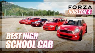 Forza Horizon 4 - Best High School First Car! w/The Crew