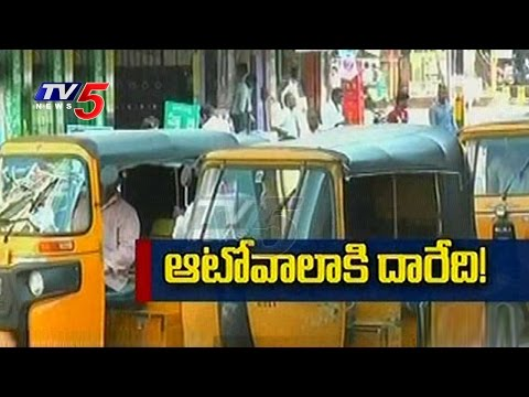 Are Cabs Replacing Auto-Rickshaws? | Special Focus On Cabs Increasing In Hyderabad | TV5 News