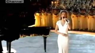 Celine Dion The Power of The Dream Live in Atlanta
