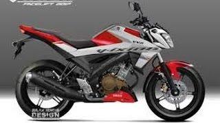 All New Yamaha V-Ixion Mesin 150cc LC4V
