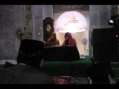 Duet Super Maut Hj  Iis Sholihat dan Hj  Mawaddah Muhajir