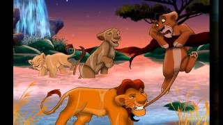 the lion king scar story