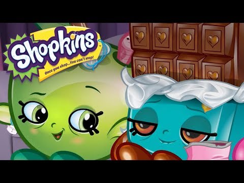 SHOPKINS Cartoon - LETS WATCH A MOVIE | Cartoons For Children