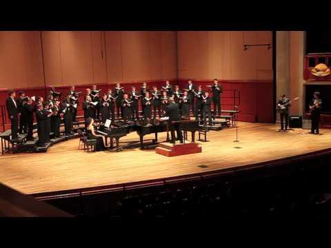 Attics of my Life sung by the Lamont Men's Choir