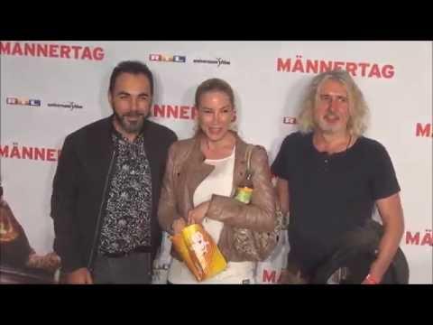 Weltpremiere von MÄNNERTAG  München am  05 09 2016 Teil III
