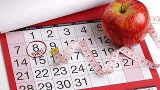 Быстрое похудение за неделю без диет