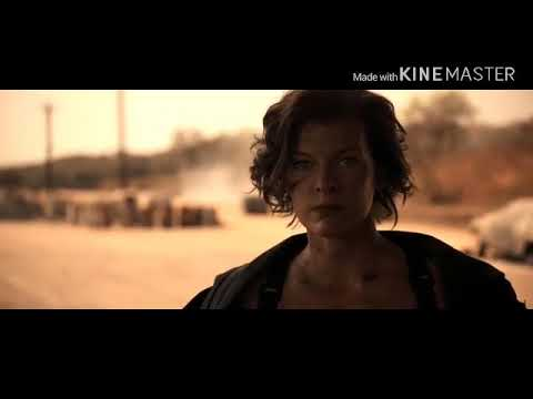 Is That All You Got:Resident Evil:the Final Chapter