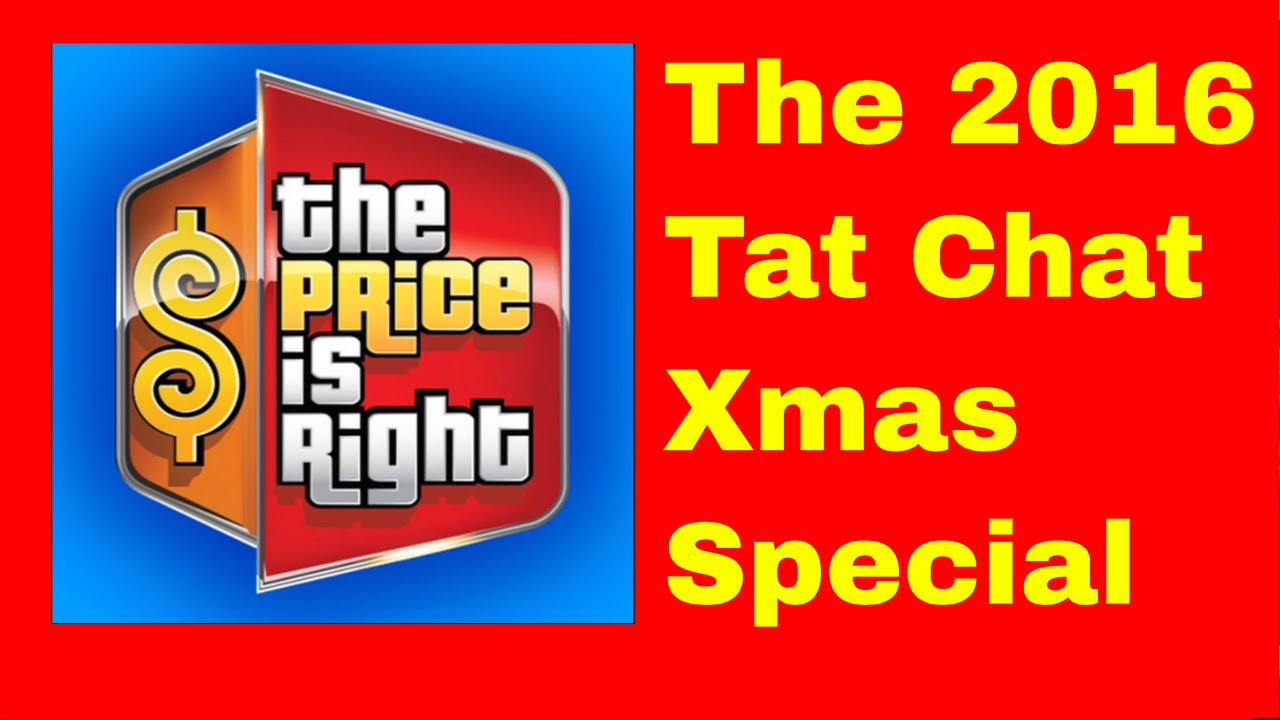 tat chat 52 christmas special the price is right reseller black friday marketing. Black Bedroom Furniture Sets. Home Design Ideas