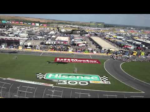 Inside The Vip Nascar Experience At Charlotte Motor Spe