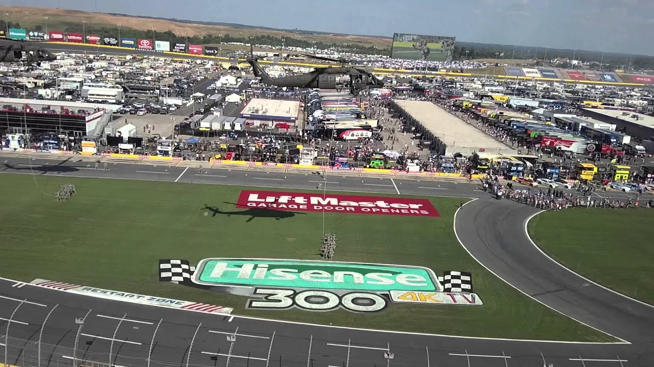 Charlotte Motor Speedway Pre Race May 2015 Youtube