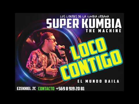 loco contigo  version cumbia  GLM SUPER KUMBIA (cover DJ Snake, J. Balvin, Tyga - Loco Contigo)