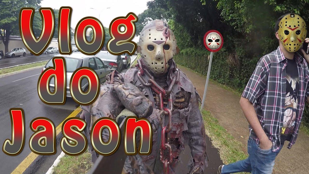 Jason na animeingá 2016 parte 1