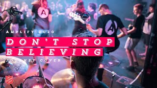Don't Stop Believin' (Journey Cover) - Live at Amplify 2020