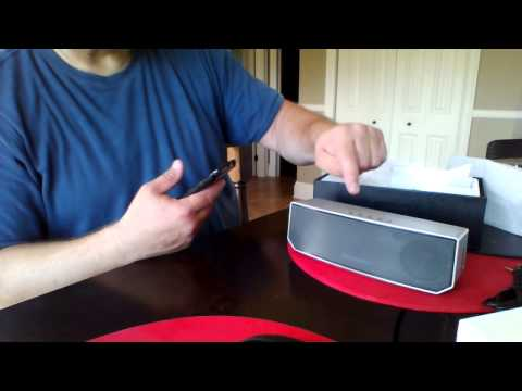 Bluedio BS-3 bluetooth speaker unboxing and quick