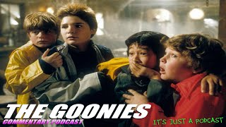 The Goonies - Full Feature Film Commentary Podcast #thegoonies
